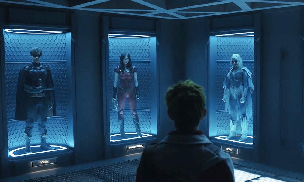 Confirman la tercera temporada de 'Titans'