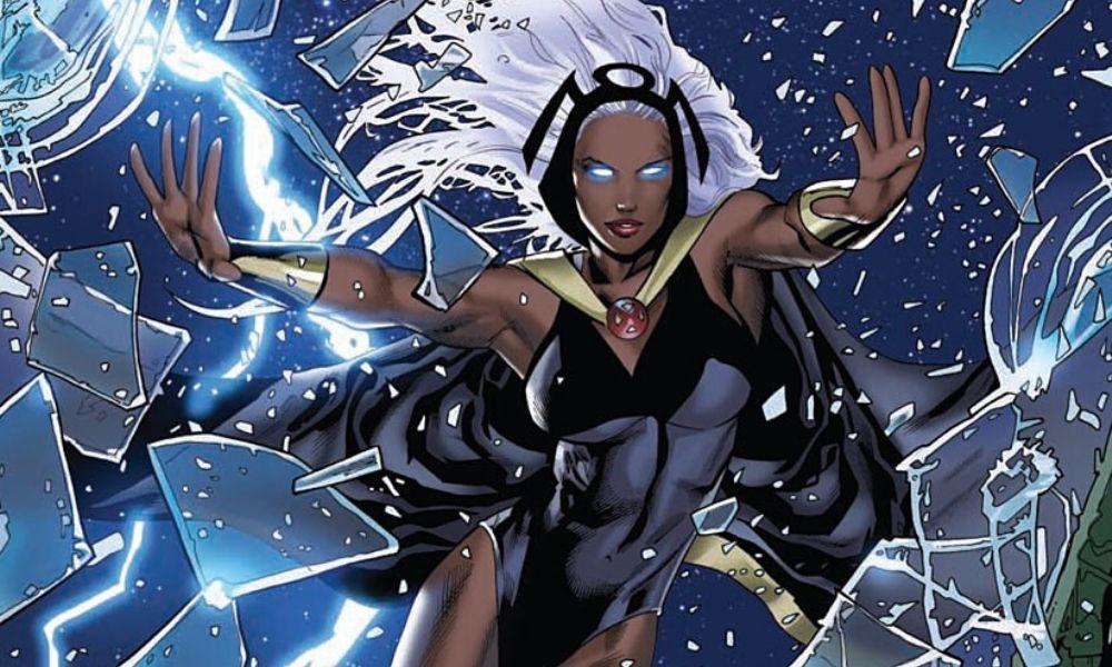 Zazie Beetz podría ser Storm
