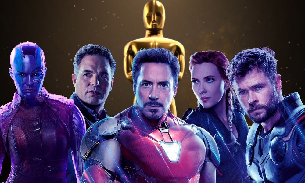 Campaña por el Oscar del elenco de 'Avengers: Endgame'