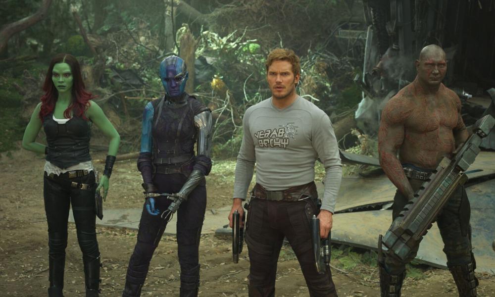 guion de 'Guardians of the Galaxy Vol 3' es maravilloso