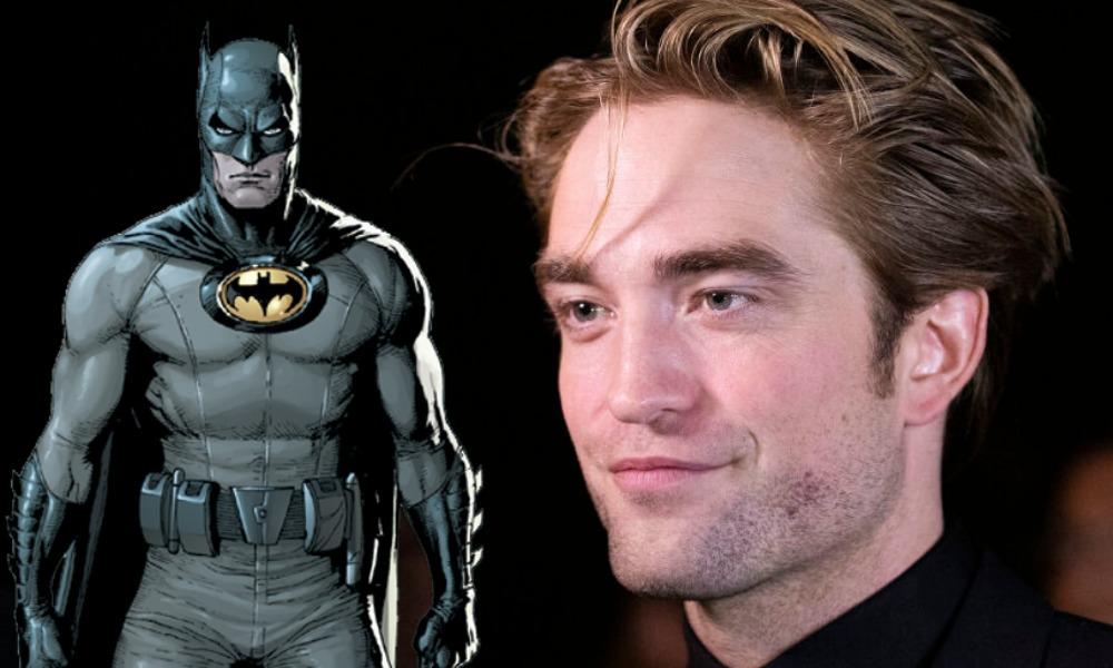 a Robert Pattinson le faltan músculos para ser Batman