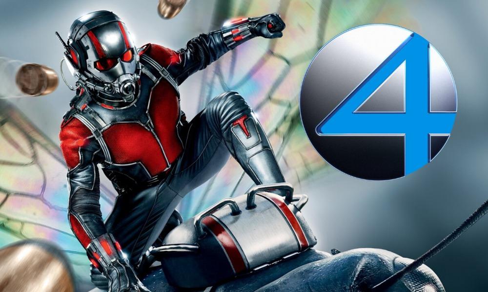 'Ant-Man 3' introducirá a Fantastic Four