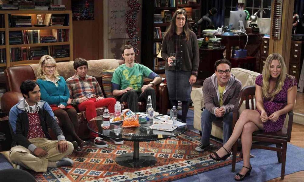 señales del departamento de Sheldon y Leonard