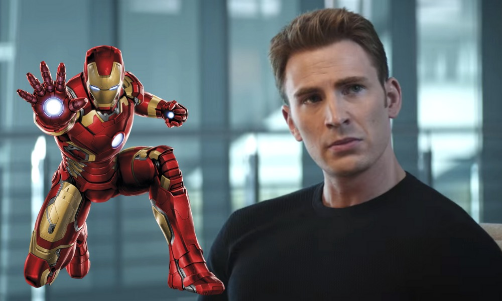 Steve Rogers será Iron Man