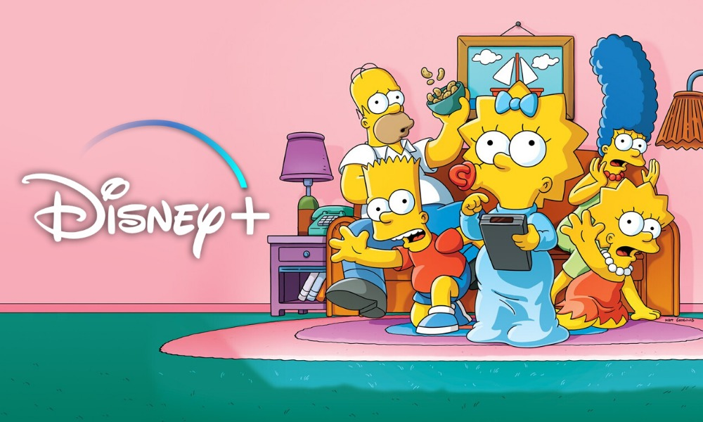 Disney arruinó a The Simpsons