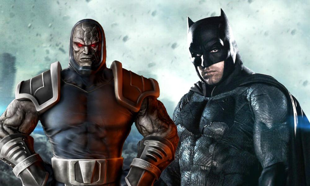 Znyder presenta foto de Darkseid en 'Justice League'