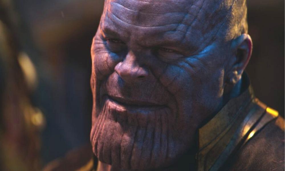Thanos como adolescente y adulto