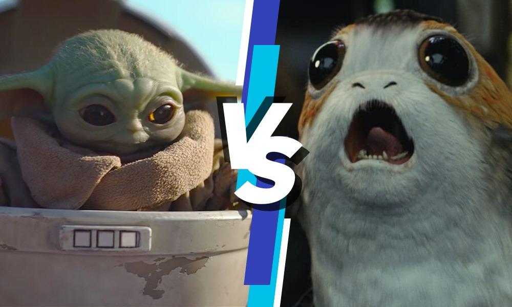 baby Yoda es más tierno, asegura Rey