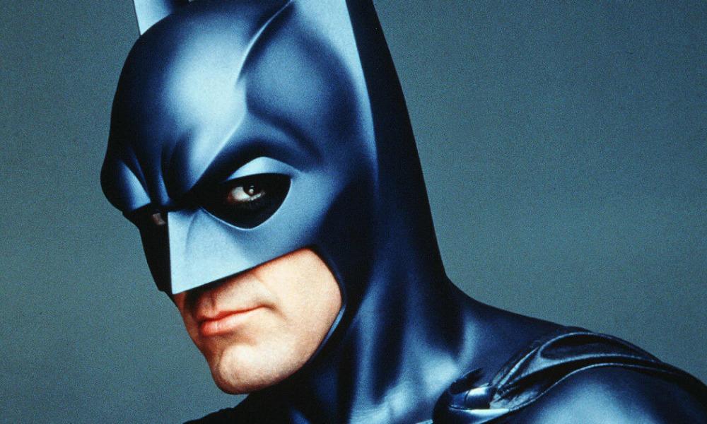 que George Clooney se convirtió en Batman