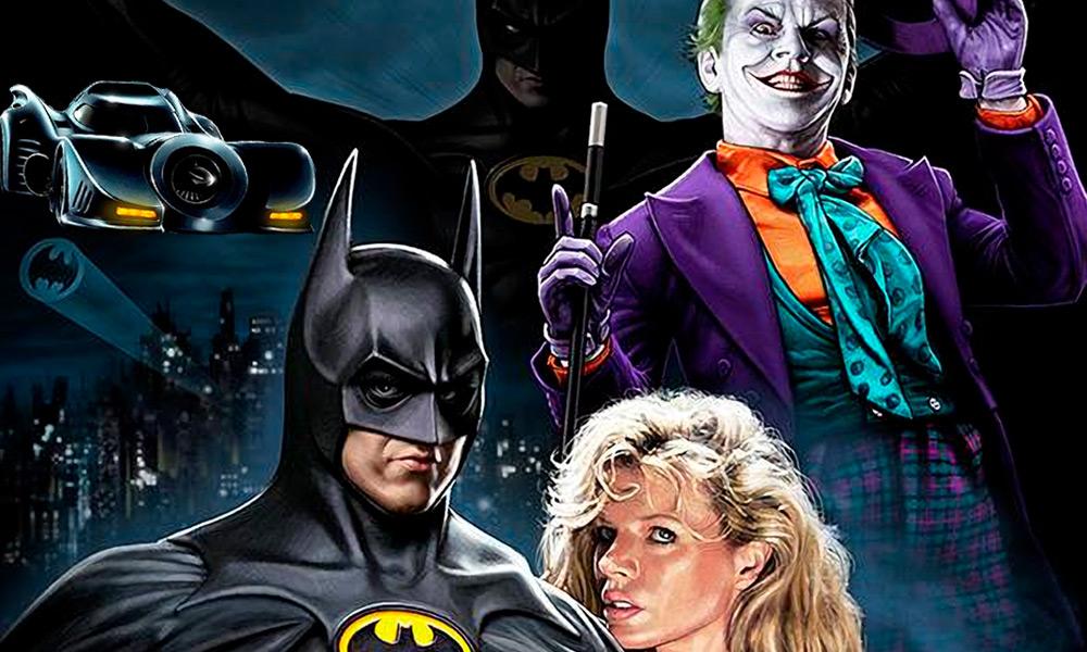 El Batmóvil de Tim Burton será el más grande comercializado por Lego