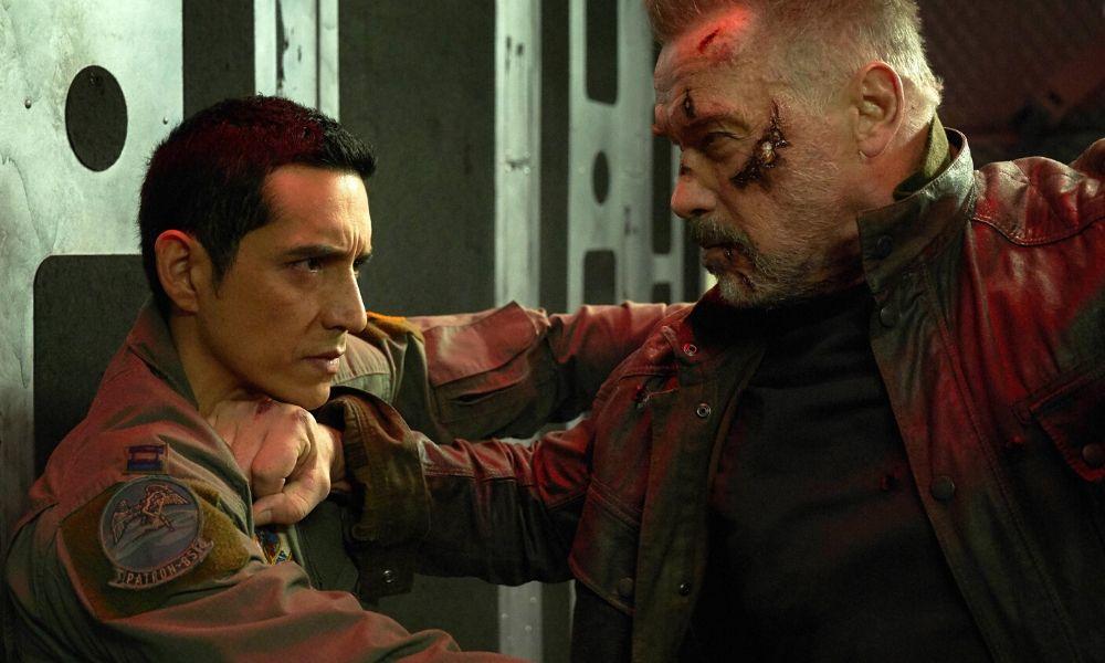 Resultado de imagen para terminator dark fate scene