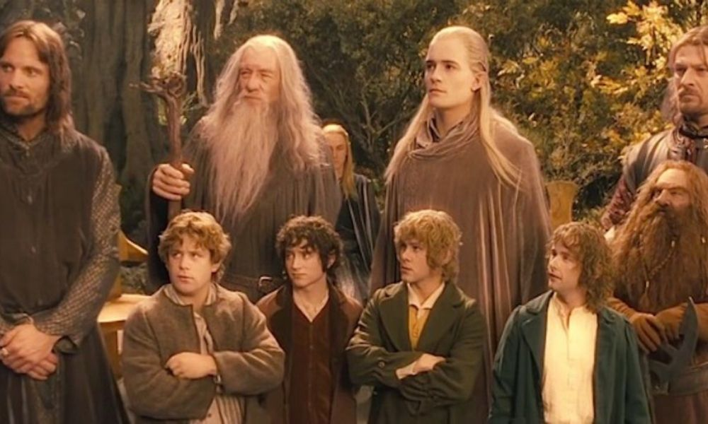 trama de 'The Lord of the Rings'