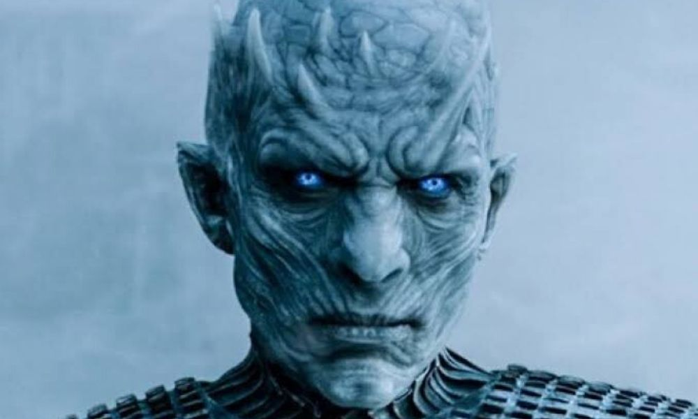 verdadera apariencia de Night King en 'Game of Thrones'