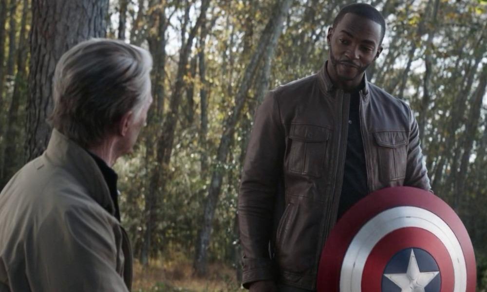 Cómo reparó el escudo Captain America