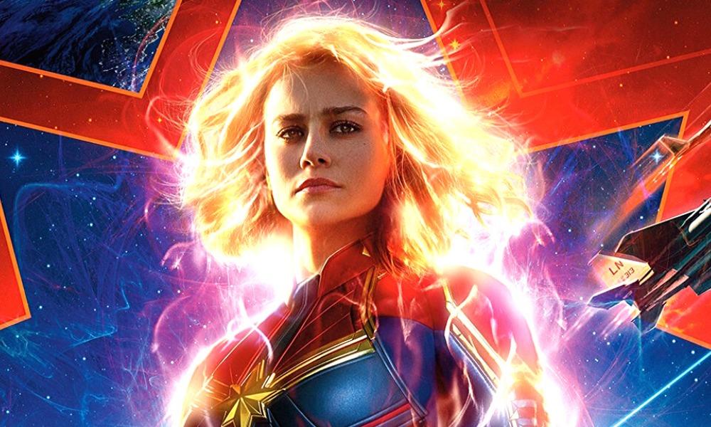 Captain Marvel es la película con más errores