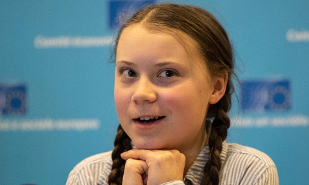 Greta Thunberg se uniría al Universo de DC