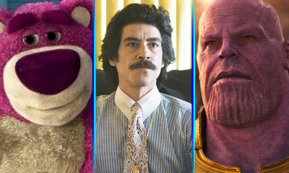Los peores villanos de la década en el cine y la tv