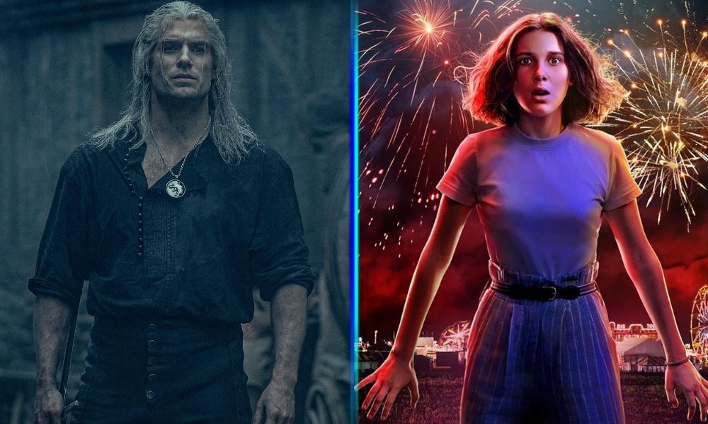 'Stranger Things' la serie más popular de Netflix en 2019