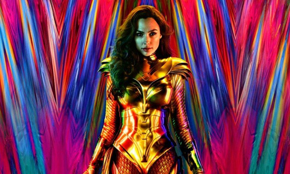 Lanzan el primer tráiler y pósters de Wonder Woman 1984