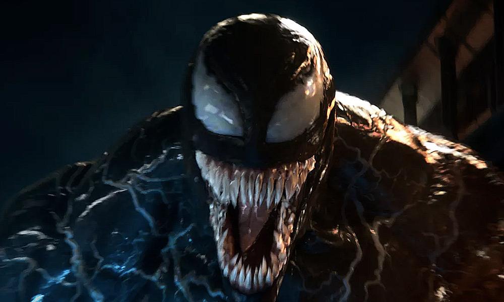 Tom Hardy publicó un spoiler de 'Venom 2'