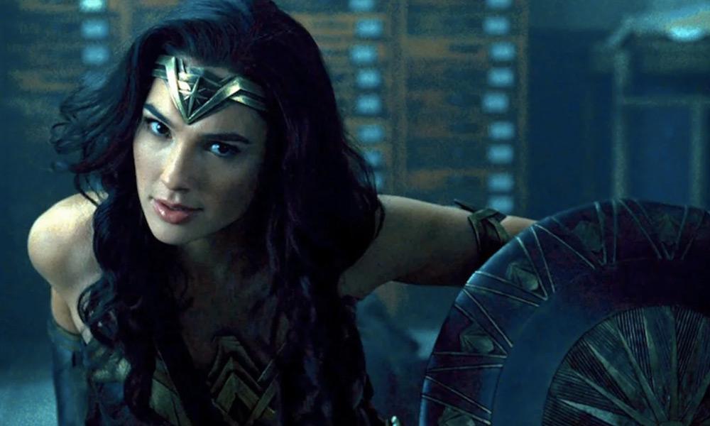 Aspecto de 'Wonder Woman 1984'