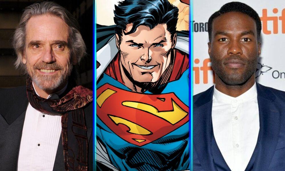 Yahya Abdul-Mateen II podría interpretar a Superman