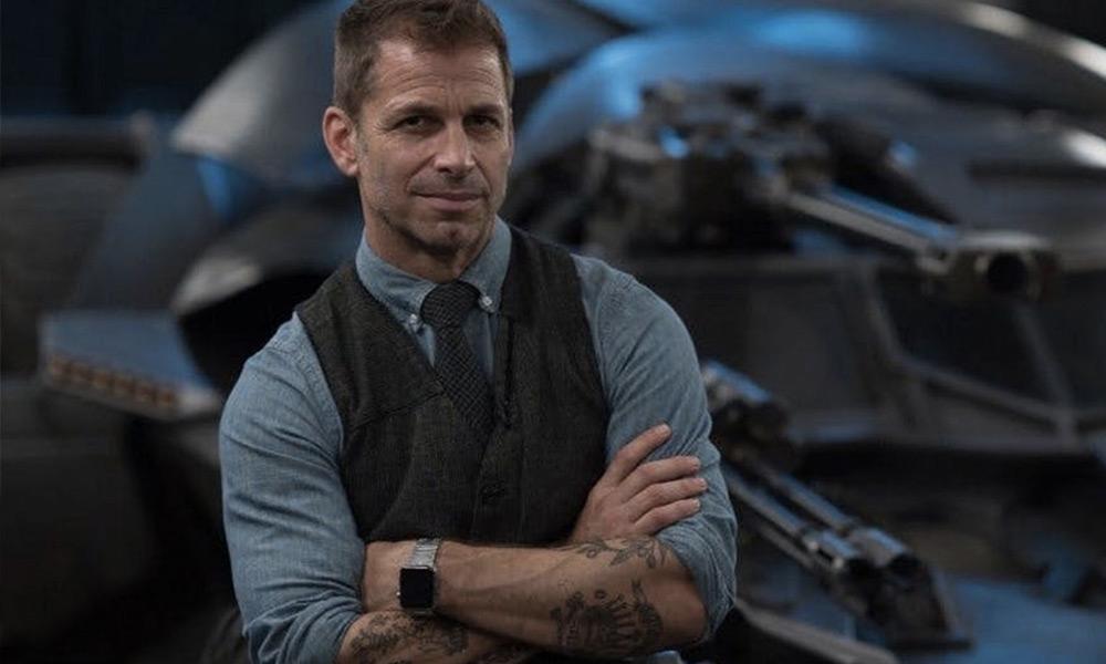 Zack Snyder dio detalles del Snyder Cut de 'Justice League'