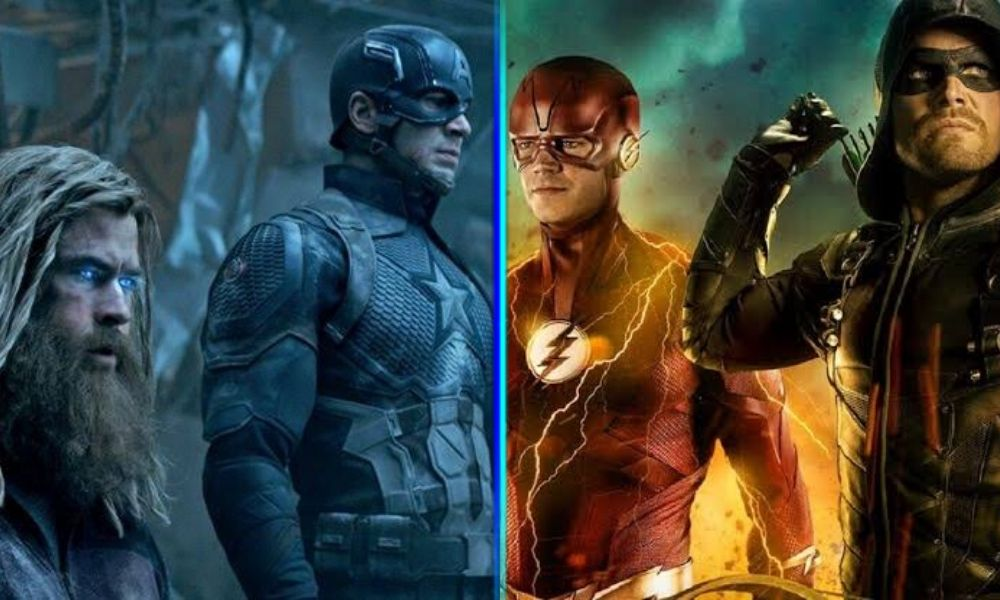 diferencia entre 'Endgame' y 'Crisis on Infinite Earths'