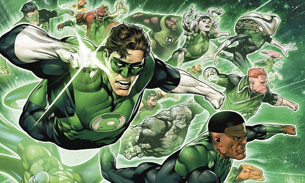 por qué Green Lantern ha tardado en hacerse