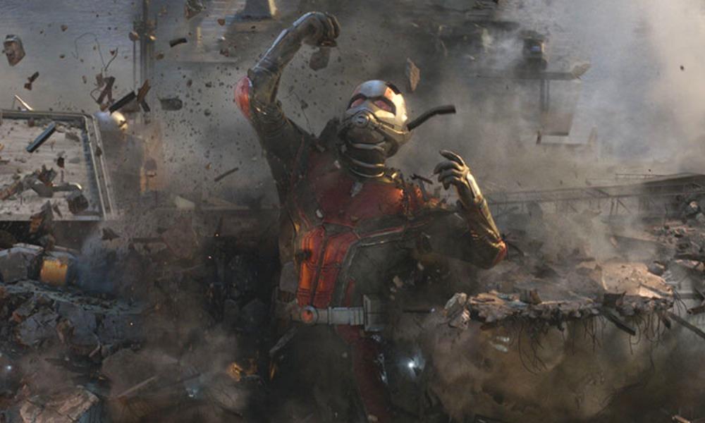 Ant-Man iba a tener un ejército de insectos en 'Enagme'