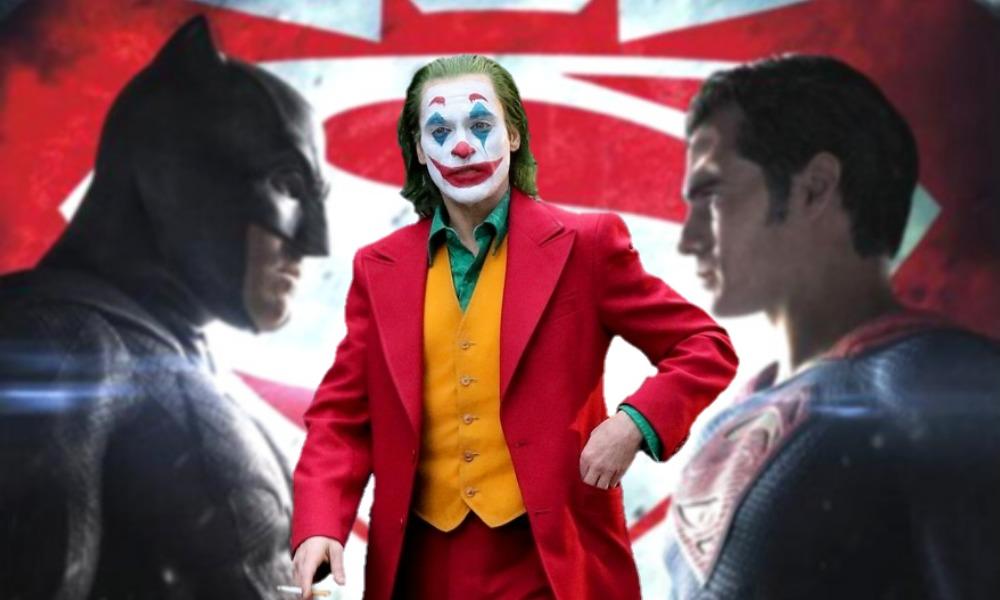 'Joker' supera a 'Batman v Superman'