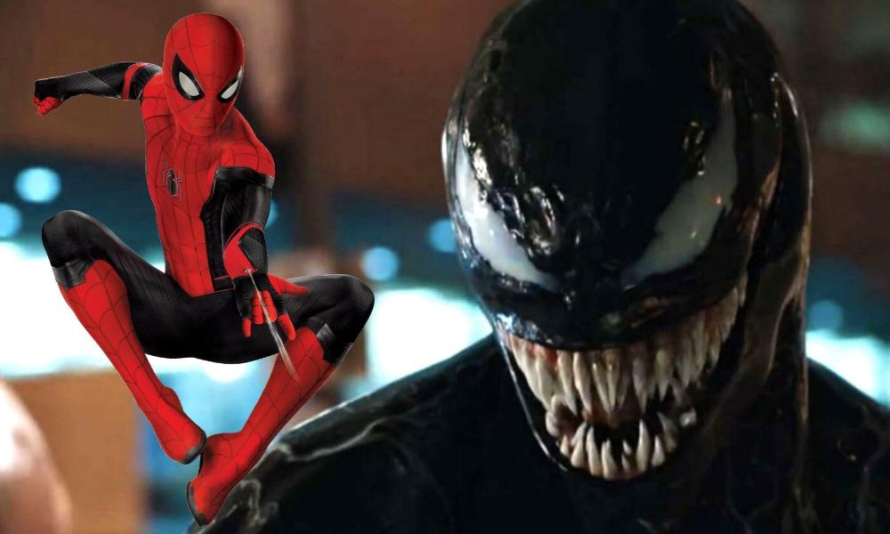 cameo de Spider-Man en 'Venom 2'