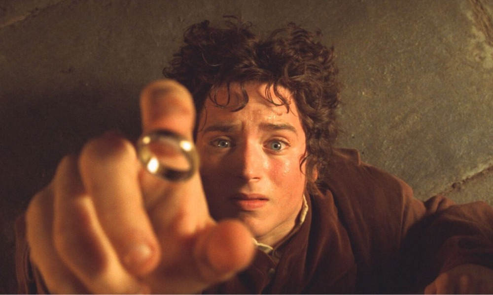 misterioso personaje en 'Lord of The Rings'