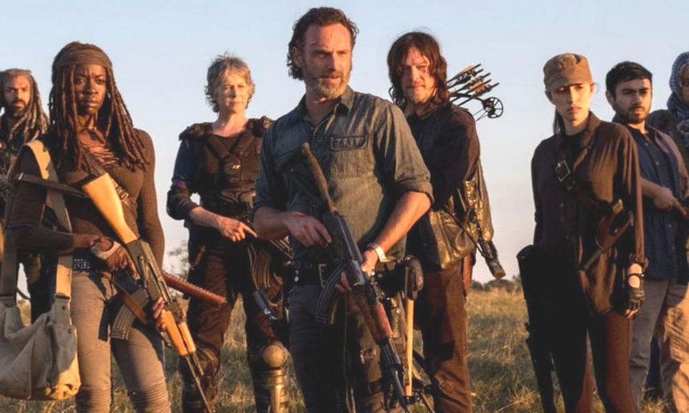Inició juicio en contra de 'The Walking Dead'