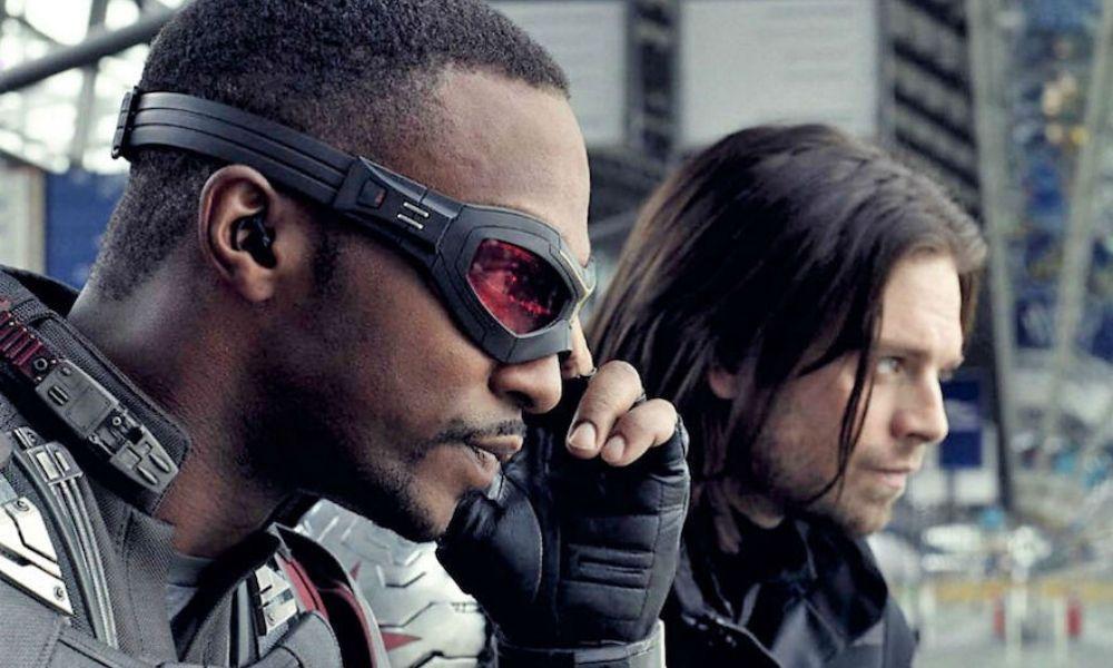 primeras imágenes de 'The Falcon and the Winter Soldier'