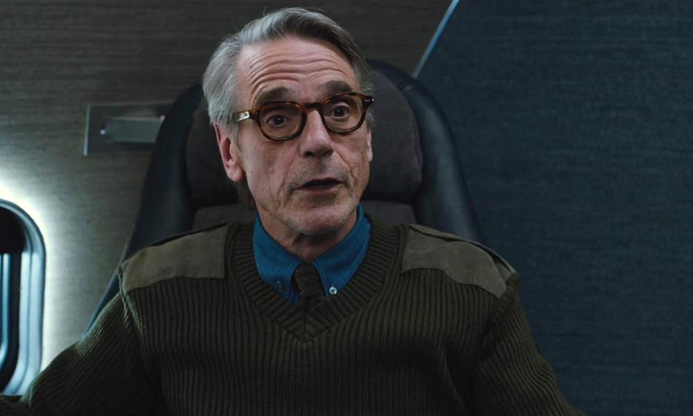 Alfred en la versión de Snyder de 'Justice League'