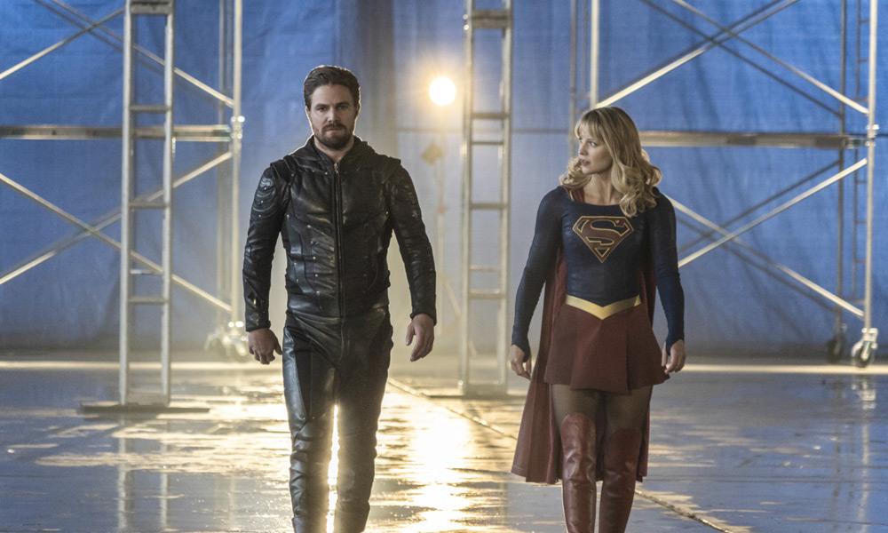 Por qué Oliver Queen tuvo dos finales en Crisis on Infinite Earths
