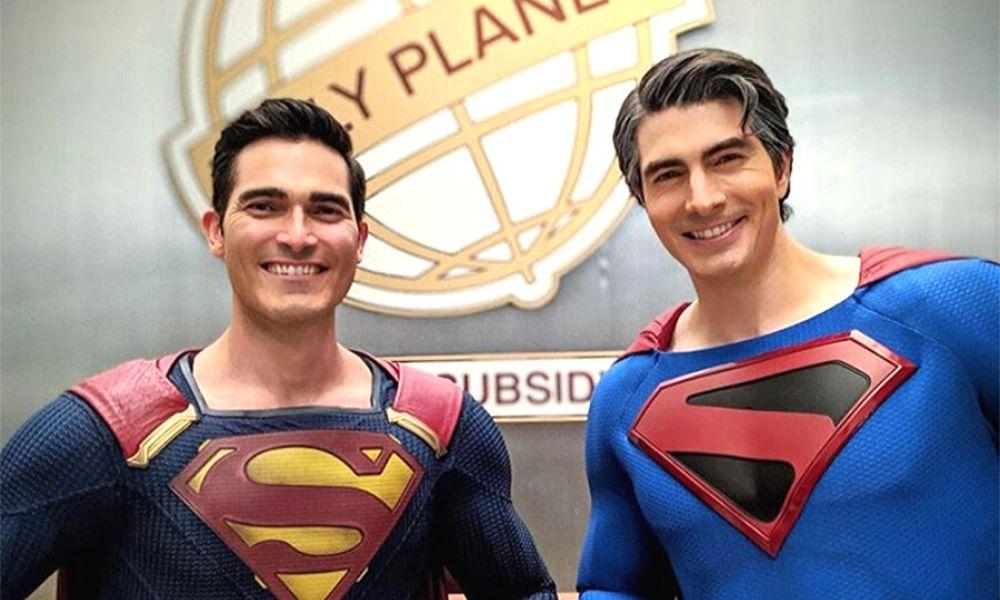Brandon Routh dudo en volver como Superman
