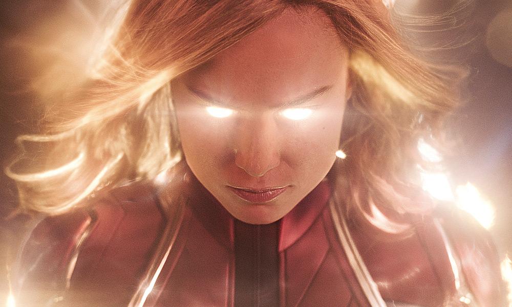 Marvel anunció 'Captain Marvel 2'