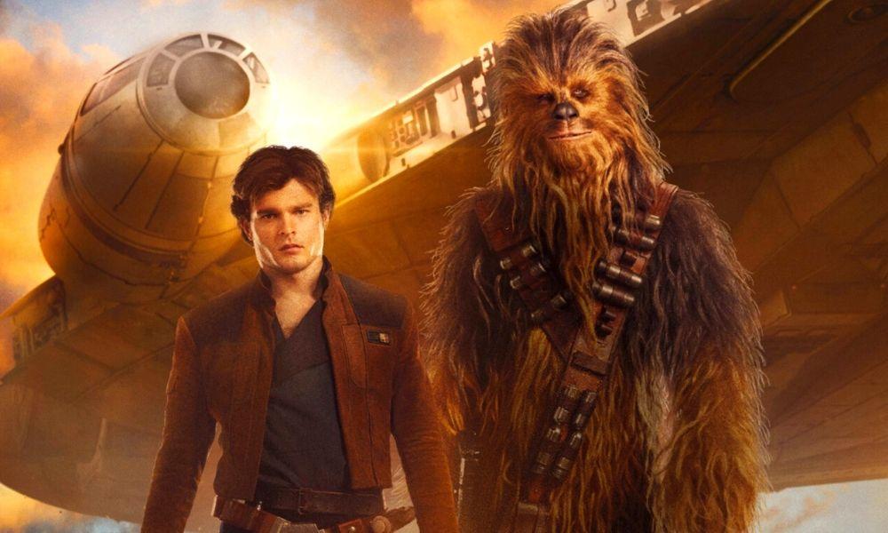Chewbacca quiere una nueva película de Han Solo
