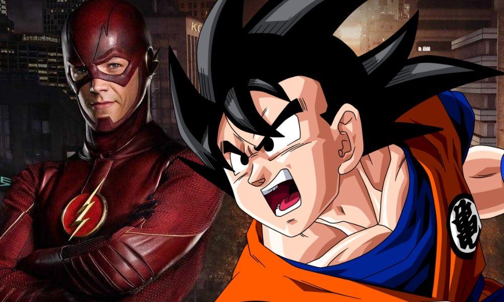Flash dice que Dragon Ball Z existe en el universo de DC