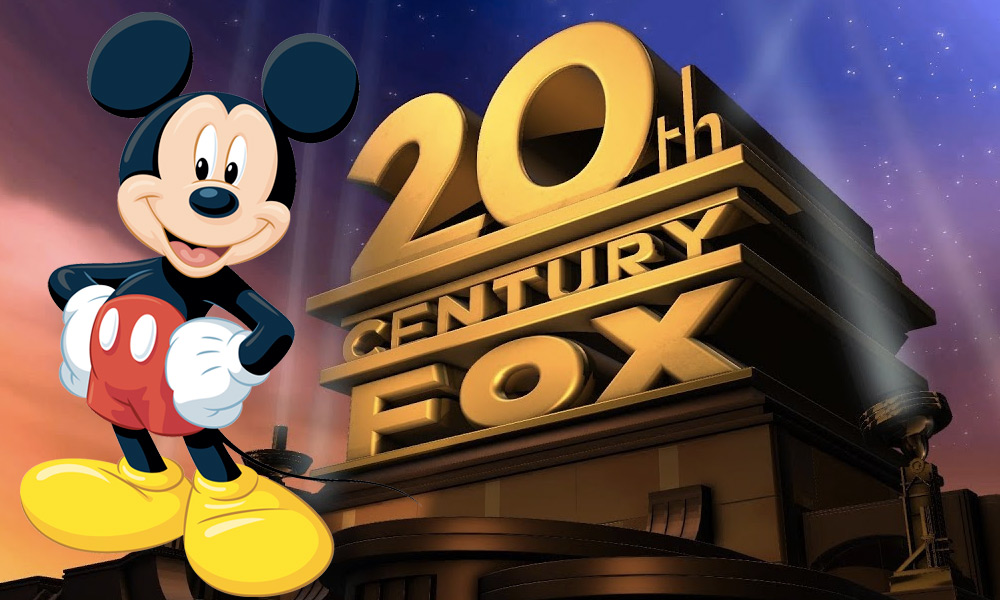 Disney cambió el nombre de Fox