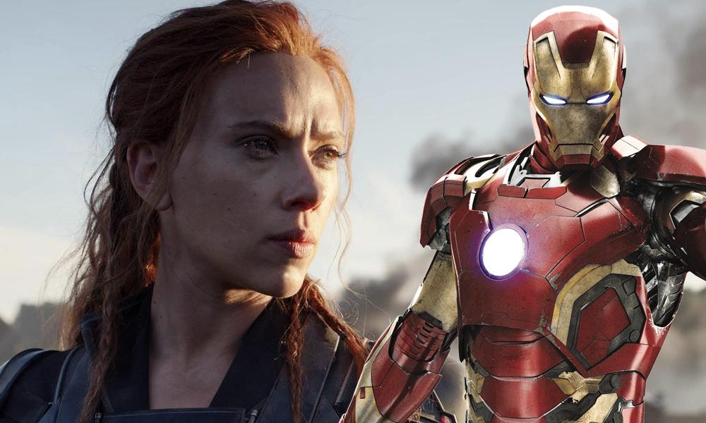 Robert Downey Jr sobre un posible cameo en 'Black Widow'