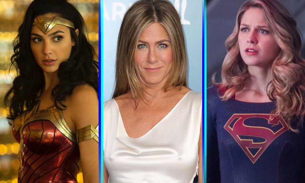 Jennifer Aniston quería ser Wonder Woman