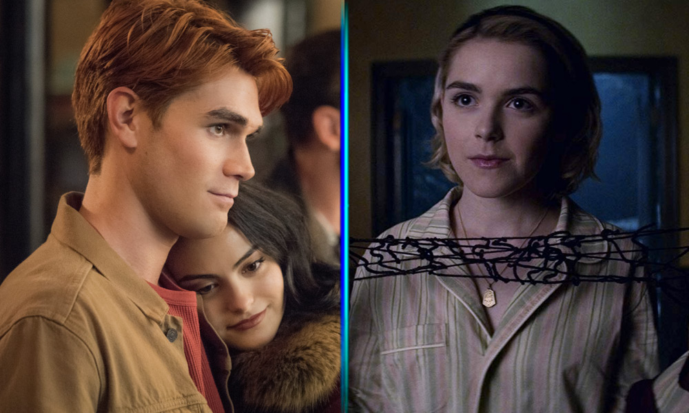 Crossover de 'Chilling Adventures of Sabrina' y 'Riverdale'