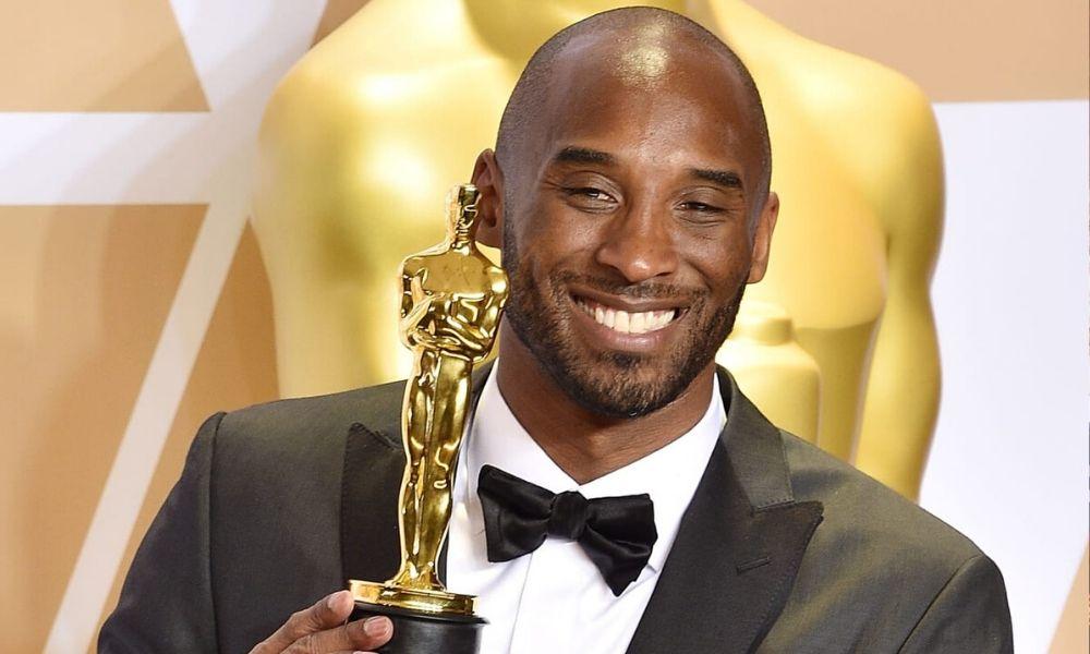 Kobe Bryant ganó el Oscar por Mejor Cortometraje de Animación