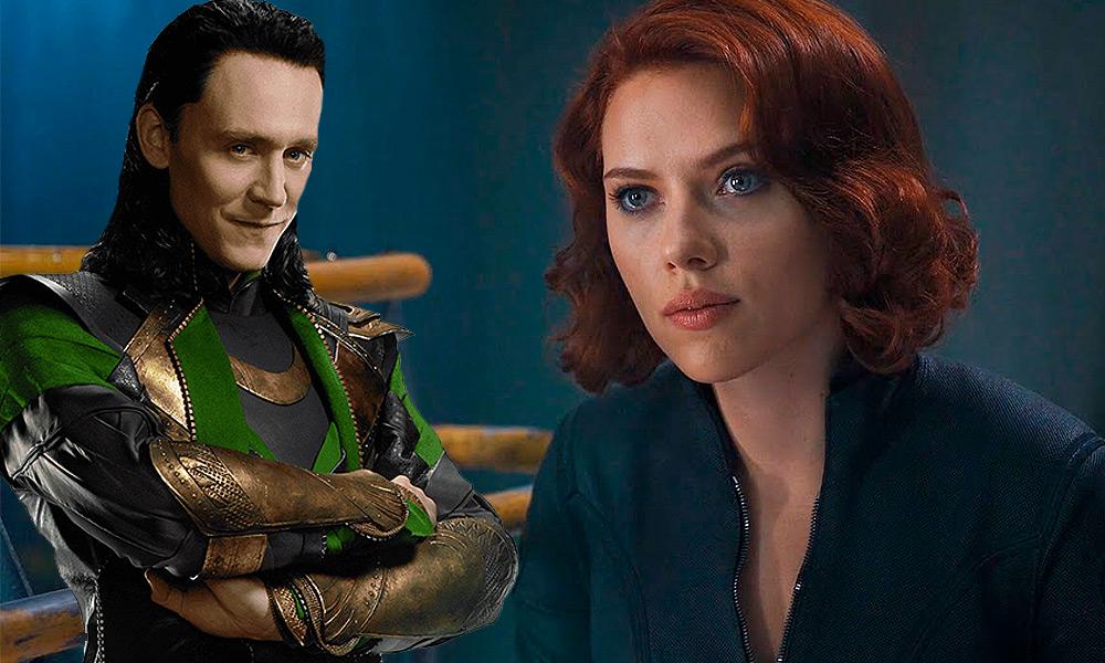Loki reveló pasado de Black Widow