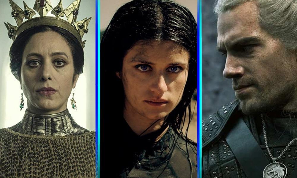 Peores cosas de los protagonistas de 'The Witcher'