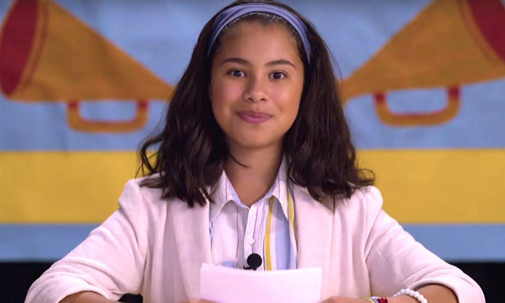 Segundo trailer de 'Diary of a Future President'