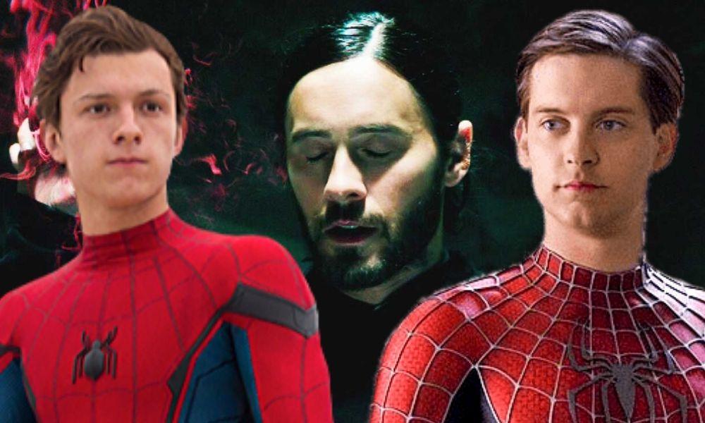 Spider-Man de Tobey Maguire en el trailer de Morbius